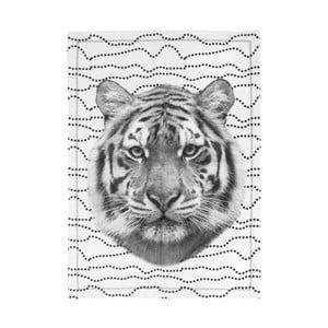 Utierka PT LIVING Tiger, 50 x 70 cm
