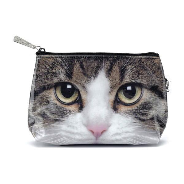 Malá kozmetická taška Tabby Cat