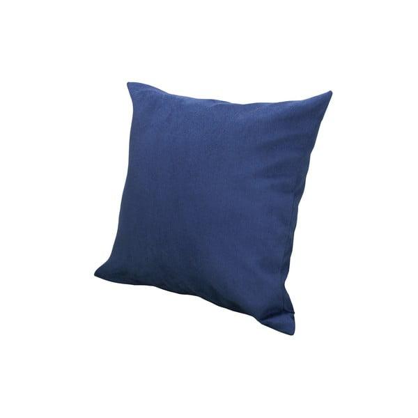 Vankúš z mikrovlákna Pillow 40x40 cm, čučoriedkový