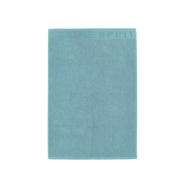 Kúpeľňová predložka Esprit Solid 60x90 cm, modrá