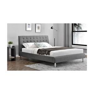 Dvojlôžková posteľ VIDA Living Lyra, 221 × 156 cm