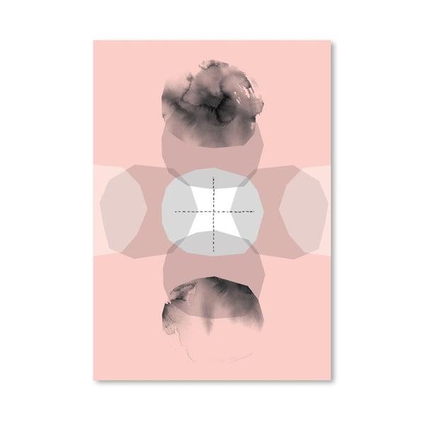 Plagát Pale Cross Journey, 30x42 cm