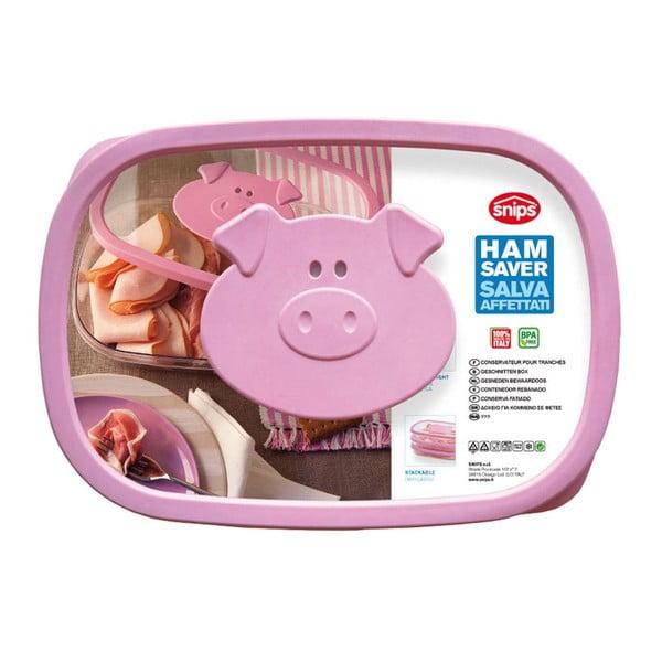 Dóza na salámy Snips Pig, 1,5 l