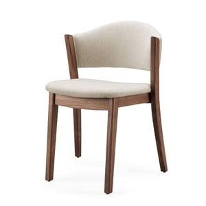 Jedálenská stolička s konštrukciou z orechového dreva Wewood - Portugues Joinery Caravela