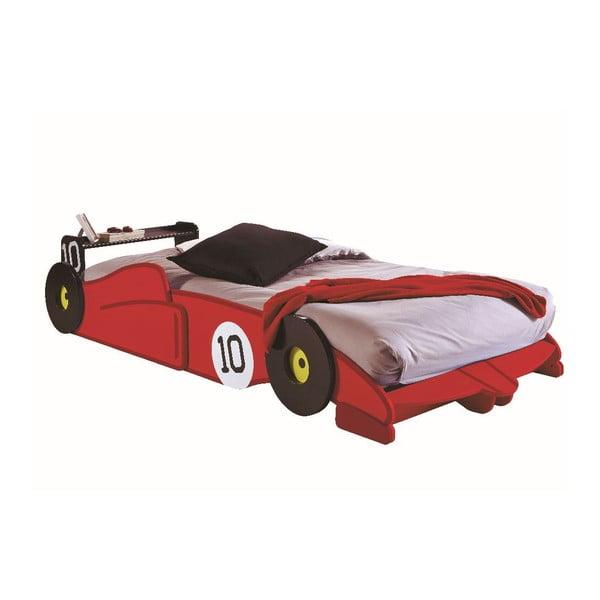 Posteľ Pilota Red, 209x101x40,5 cm