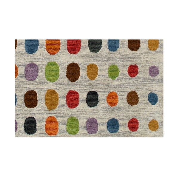 Ručne tuftovaný koberec Bakero Wimbledon Grey,120x180cm