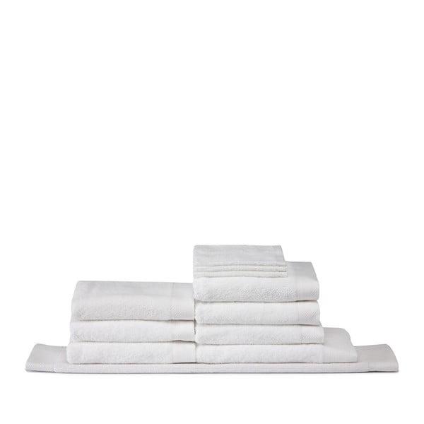 Kúpeľňový set Pure White, 11 ks