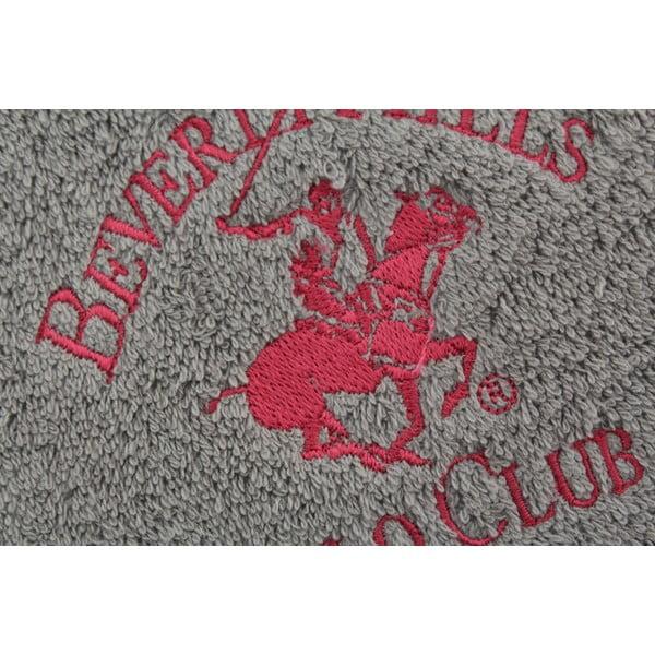Bavlnený uterák BHPC 50x100 cm, sivý