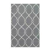 Ručne tkaný koberec Kilim JP 11181 Grey, 90x160 cm