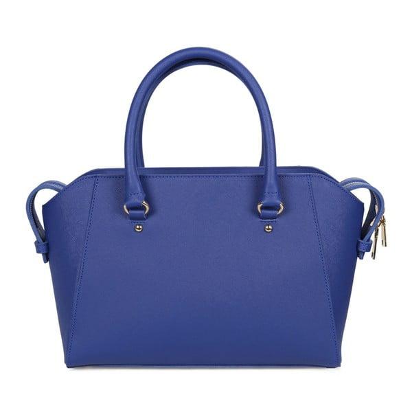 Modrá kabelka z eko kože Beverly Hills Polo Club Sonia
