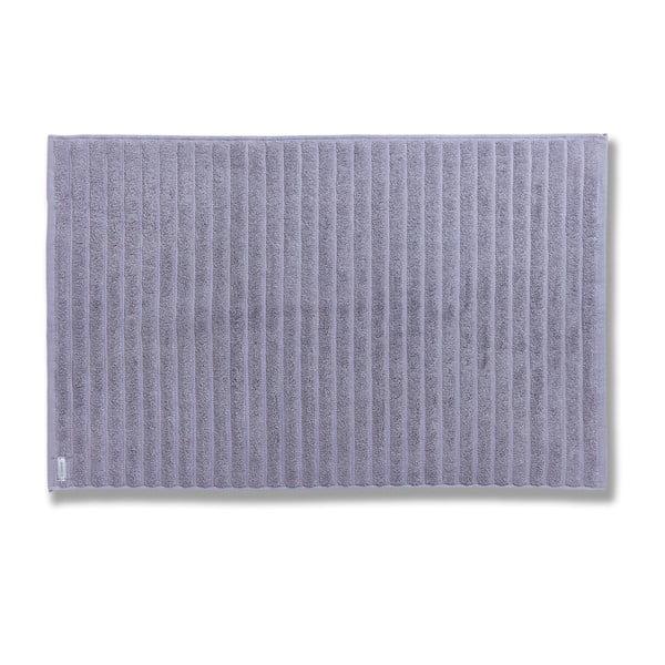 Kúpeľňová predložka Soft Ribbed Grey, 50x80 cm