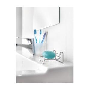 Oceľový držák na tuhé mýdlo Metaltex Soap