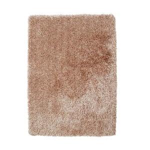 Béžový ručne tuftovaný koberec Think Rugs Monte Carlo Beige, 100×150 cm