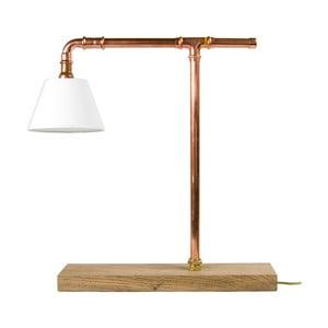 Medená stolová lampa Copper