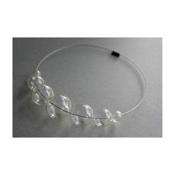 Sklenený náhrdelník ko–ra–le Crystal vol. 7