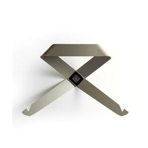 Hnedý nástenný vešiak MEME Design Fiocco