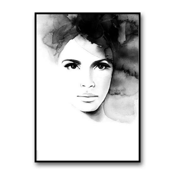 Autorský plagát Pretty Anne, 30x40 cm