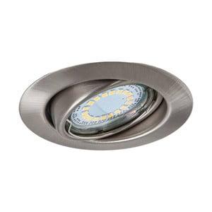 Stropné/nástenné svetlo v striebornej farbe BRITOP Lighting CristalDream Matte
