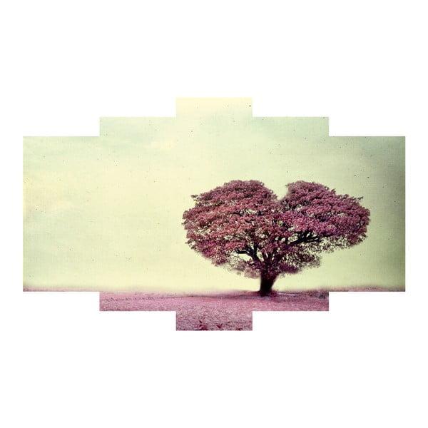 5-dielny obraz Tree