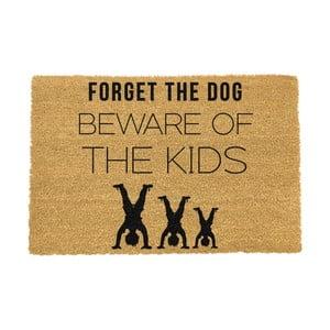 Rohožka Artsy Doormats Forget The Dog, 40 × 60 cm