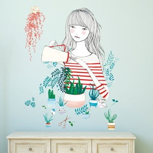 Samolepka Chispum Gardener