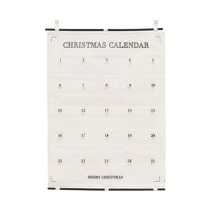 Nástenný adventný kalendár House Doctor Christmas