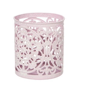 Lampáš Round Pink, 9 cm