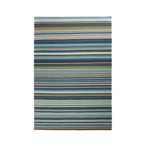Vlnený koberec Feel Denim, 170x240 cm