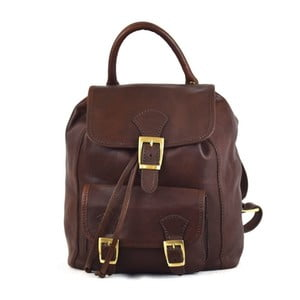 Kožený batôžtek Santo Croce 8834 Dark Brown