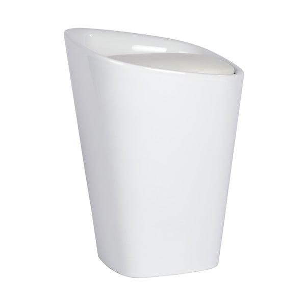 Biely kôš na bielizeň a taburetka v jednom Wenko Candy