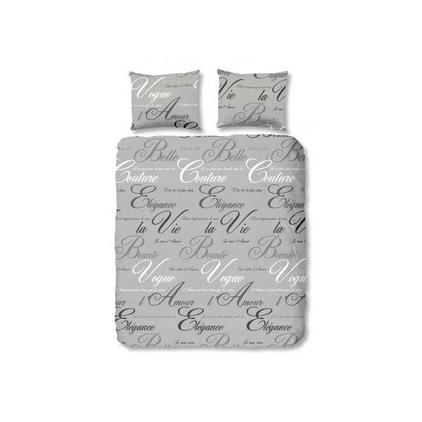 Obliečky Vivre Grey, 140x200 cm