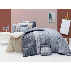 Obliečky s plachtou Ekinoks Grey, 200x220cm