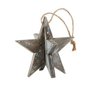 Dekoratívna soška KJ Collection Star Shine, výška 10 cm