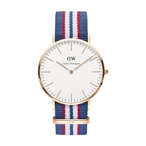 Pánske hodinky Daniel Wellington Belfast Gold
