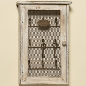 Nástenná skrinka na kľúče Boltze Hannes