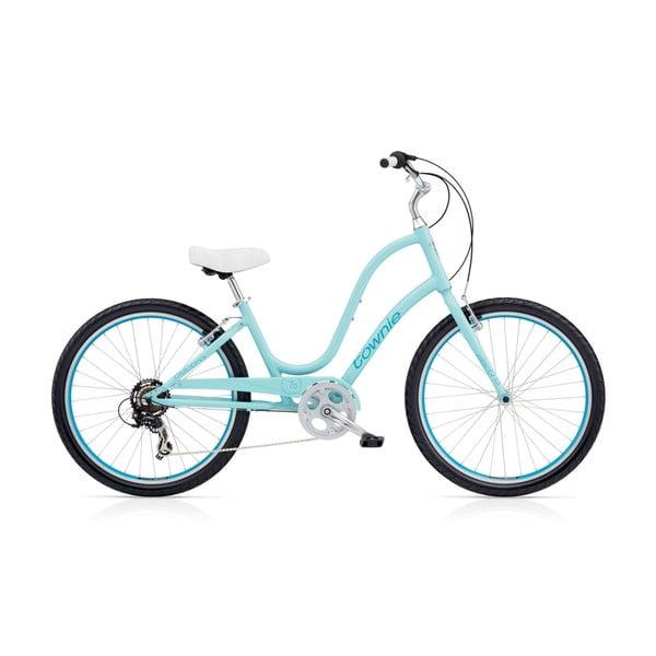 Dámsky bicykel Townie Original 7D Polar Blue