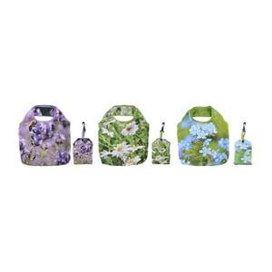 Sada 3 nákupných tašiek Esschert Design