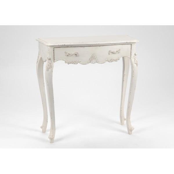 Konzolový stolík Louise, 80 cm