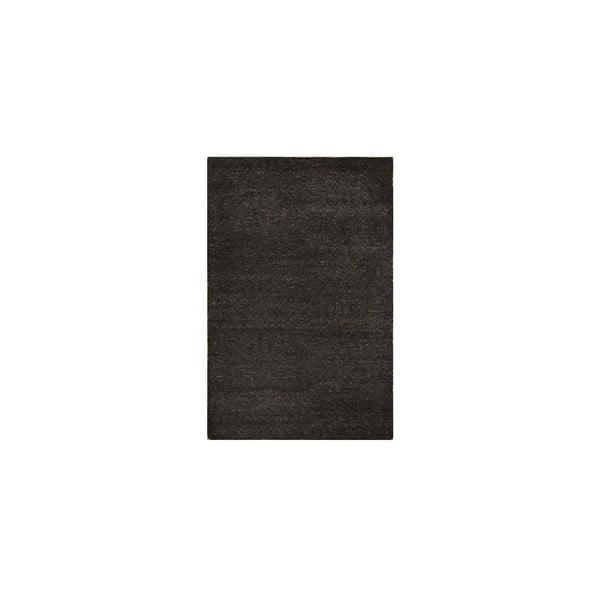 Vlnený koberec Himalaya Antrazite, 70x140 cm