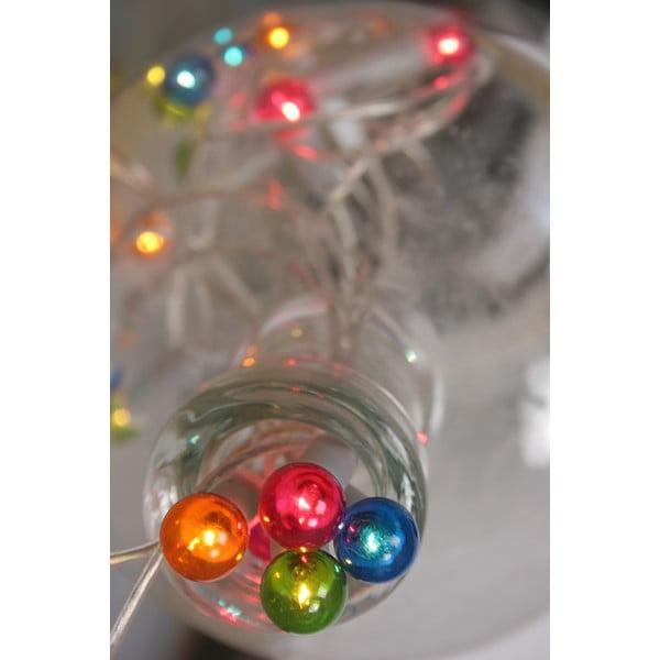 Svietiaca reťaz Best Season  Pearl Lights Color