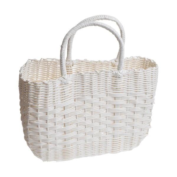 Úložný košík Small White, 38 cm