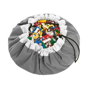 Podložka na hranie a vrece na hračky v jednom Play & Go Classic Grey