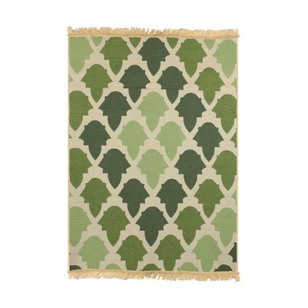 Zelený koberec Floorist Baklava Green,60x90cm