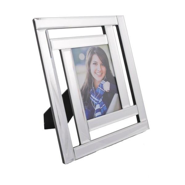 Fotorámček Surface Mirror, 21x17 cm
