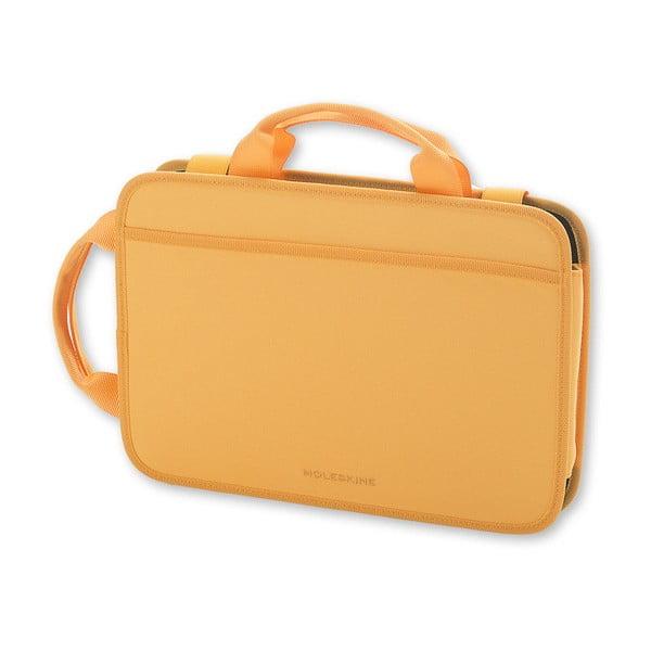 "Taška na notebook 13,5"" Moleskine, žltá"