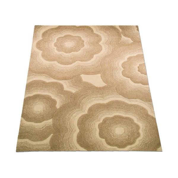 Vlnený koberec  Realm 120 x 180 cm, prrodný