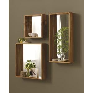 Zrkadlo Takara, 25,9x25,9 cm