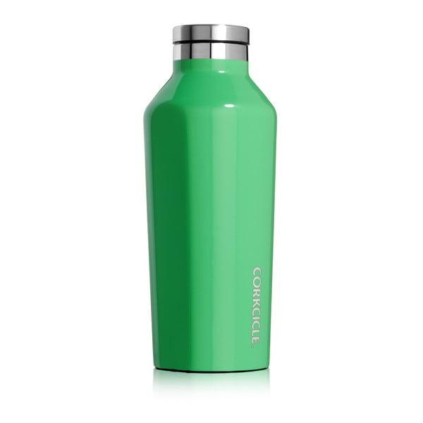 Cestovná fľaša Root7 Carribean Green Small