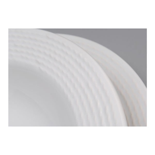 Tanier White 27 cm (6 ks)