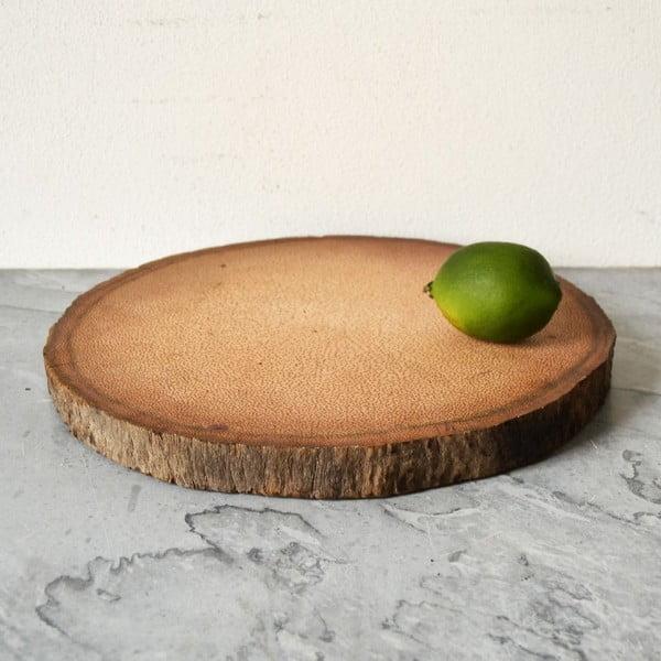 Palmová doska na krájanie Plate